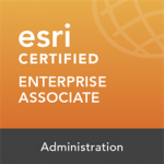 Enterprise Administration Associate 10.3 Badge