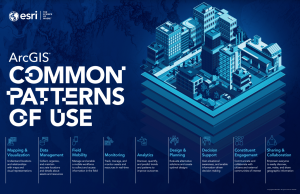 Esri Common Patterns of Use